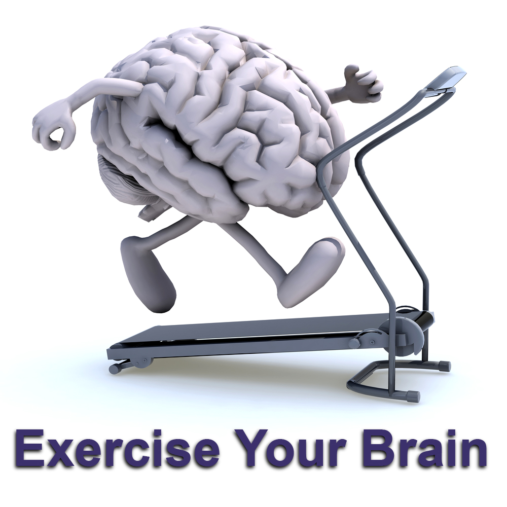 How to exercise your brain and make it strong