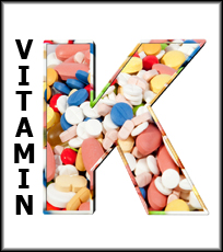 Vitamin K.