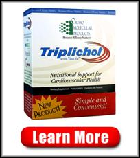 Triplichol w/ Niacin by Ortho Molecular