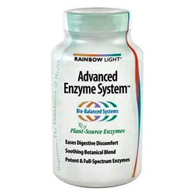Advanced Enzyme System by Rainbow Light Nutrition