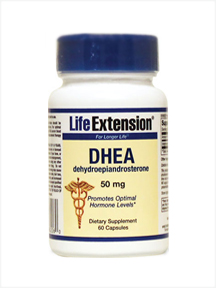 DHEA 50 mg by Life Extension