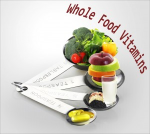 Whole Food Vitamins1