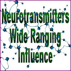 Neurotransmitters Wide Ranging Influence