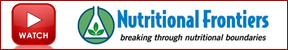 Video Nutritional Frontiers