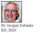 Jacquie Eubanks RN BSN
