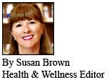 Susan Brown Health and Wellness Editor