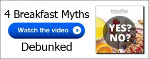 Video Four Breakfast Myths