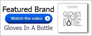 Video Gloves In A Bottle