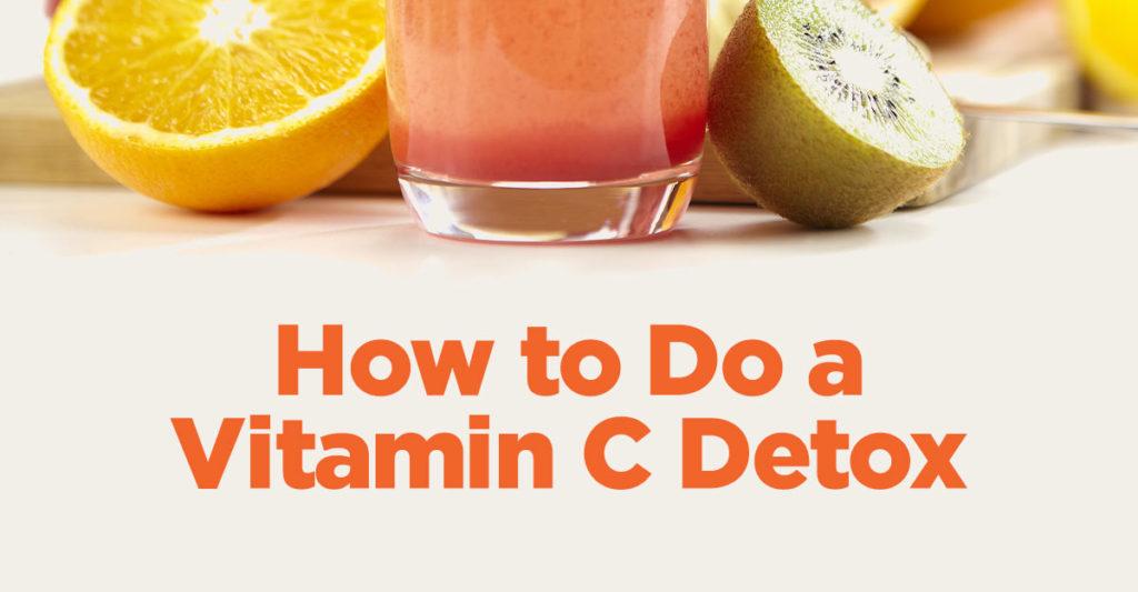 vitamin c detox