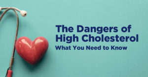 dangers of high cholesterol