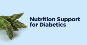 nutrition support for diabetics