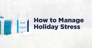 healthy ways to deal with holiday stress