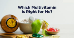 which multivitamin is good for me