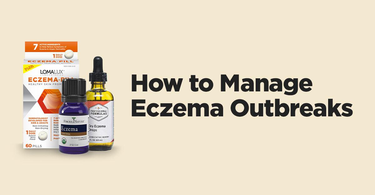 eczema outbreaks