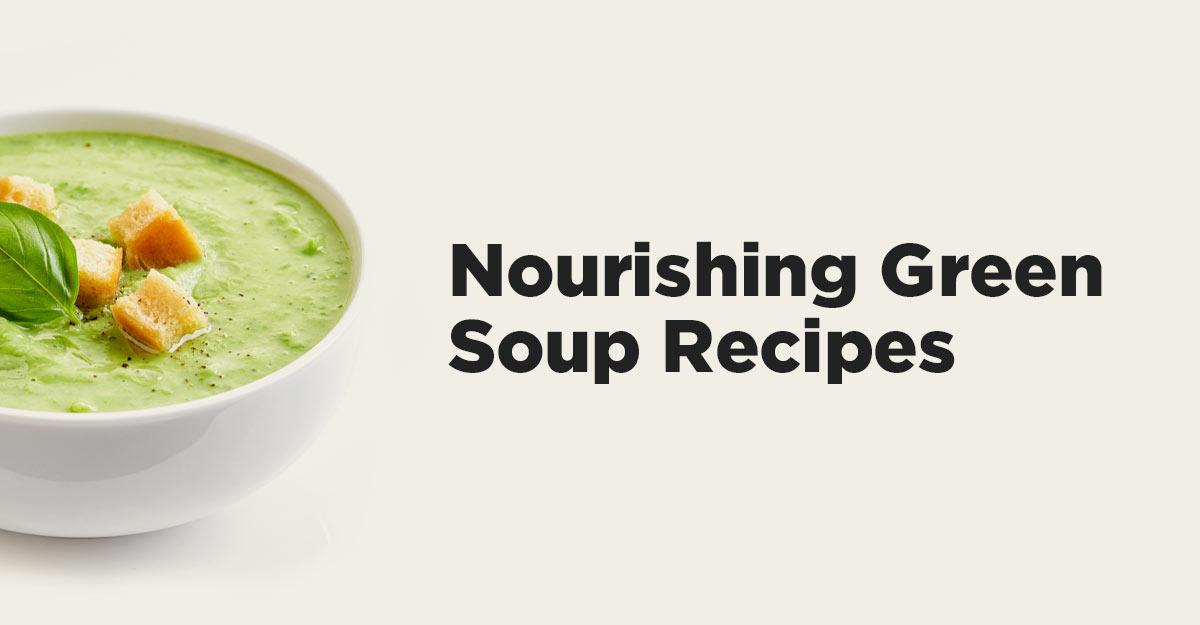 green-soup-recipes