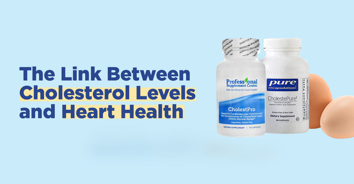 cholesterol levels and heart health